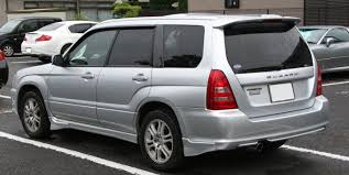 subaru 2004 slammed file 2002 2005 subaru forester cross sports rear jpg wikimedia