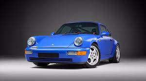 Ultra Rare Porsche 911 Carrera Rs Ngt Heads To Auction