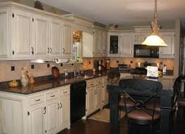 shabby chic kitchen island black cabinets with white kitchen island ellajanegoeppinger