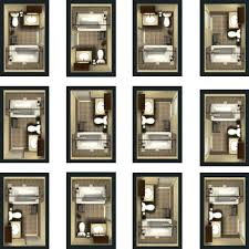 small bathroom floor plans 5 x 8 extraordinary 30 small bathroom 5 x 6 inspiration of remodel a