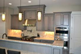 Gray Stained Maple Kitchen Cabinets Grey Maple Kitchen Cabinets - Black stained kitchen cabinets