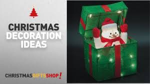 animated outdoor christmas decorations top animated outdoor christmas decorations animated snowman gift