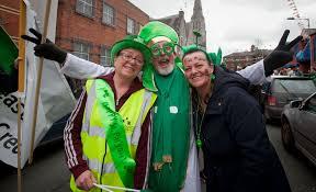 sheriff street st patrick u0027s day parade dublin live