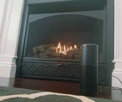 alexa activated fireplace 4 steps with pictures