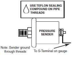 autometer electric water temp gauge wiring diagram wiring