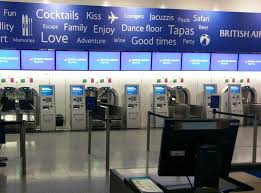 Ticket Desk Gatwick Lgw South Terminal User Guide For Ba Travellers