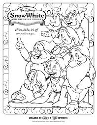 247 snow white 7 drawfts images drawings