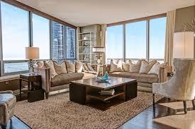 living room chicago interior design illinois linly designs