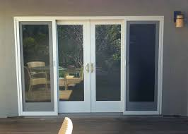 4 Panel Sliding Patio Doors Replacement Windows Before And After Photos