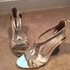89 off glint shoes glint champagne gold dress shoes 3
