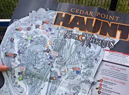 map halloween horror nights 2015 cedar point halloweekends 2015 life in leggings life in leggings