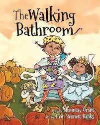children u0027s book reviews the walking bathroom campagne pour la