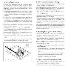 gas fireplace ignition systems u2013 kopimism