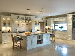 Interior Of Kitchen Spacious Interior Of Amazing Kitchen Designs With Lush Wooden