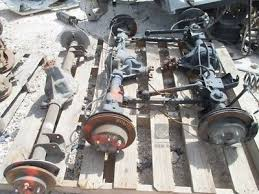 1998 dodge ram 2500 front axle used dodge ram differentials parts for sale