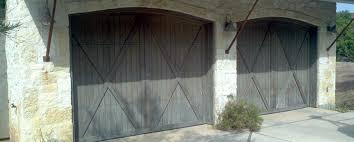 Barn Garage Doors Residential Garage Doors San Antonio Hill Country Overhead Doors