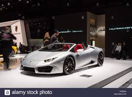 convertible lamborghini 2017 thelamborghini huracan cabriolet convertible at the 87th 2017