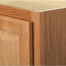 medium oak kitchen cabinets home depot hton bay hton assembled 21x30x12 in wall kitchen