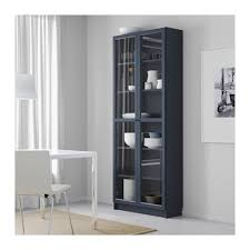 Ikea White Bookcase With Glass Doors Best Choice Of 25 Bookcase With Glass Doors Ideas On Pinterest