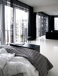 Black Curtains Bedroom Bedroom Stylish Best 25 Black Curtains Ideas On Pinterest Brown