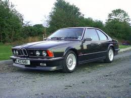 bmw m635csi 24 valve coupe sold 1986 on car and uk c09894