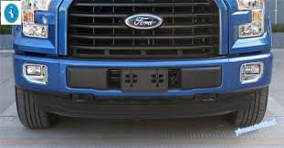abs light on ford f150 2 pcs set for ford f150 2015 2016 abs front fog light l eyelid