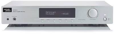 Audiolab Cd Player Mitchell U0026 Johnson Sap201v Stereo Digital Integrated Amplifier