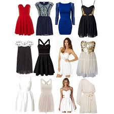 homecoming ideas homecoming dress ideas polyvore
