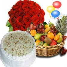 flowers and fruits send fresh fruits flowers to india order fruit baskets online