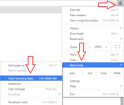 clear cookies how to clear cookies and cached files in google chrome useful pc guide