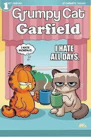 Grumpy Cat Photo 1 Best - jun171452 grumpy cat garfield 1 previews world