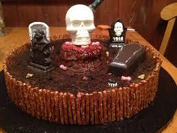 graveyard cake graveyard cake halloween food recipes and