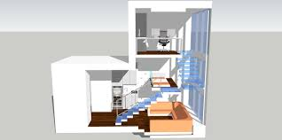 sva students take on micro apartment design lifeedited