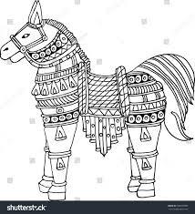 vector design horse stock vector 500420065 shutterstock