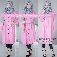 Baju Muslim Grosir grosir baju muslim murah zibana shirt grosir baju muslim