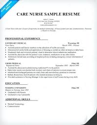 resume template for nurses resume exle of registered resume sle nursing 4