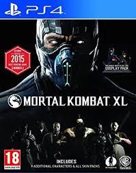 amazon black friday video games ps4 amazon com mortal kombat xl playstation 4 video games