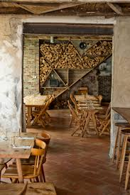 a modern rustic restaurant in brooklyn u2013 design sponge