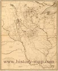Map Of Ms Zebulon Pike Map Of The Mississippi River