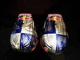motocross helmet red bull rachel u0026 gee atherton redbull one ind 2014 helmets mtb
