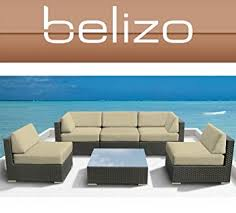Thick Patio Furniture Cushions Amazon Com New 2012 Choice Of 6