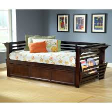 Converting Crib To Daybed by Upholstered Twin Daybed Image Of Full Size With Trundle Bed Decor