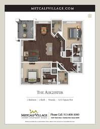 Ellis Park Floor Plan Metcalf Village Apartments Rentals Overland Park Ks
