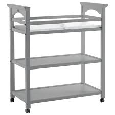 Graco Lauren Convertible Crib by Graco Lauren Changing Table Pebble Grey Change Tables Best