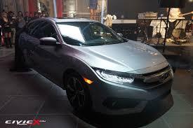 New Honda Civic 2015 India Official Lunar Silver Metallic Civic Thread 2016 Honda Civic