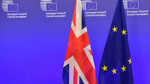 Flag Of The European Union Theresa May U0027s Brexit Plan Attacked As U0027threat U0027 And U0027theft U0027