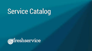 Catalog Service Catalog In Freshservice Youtube