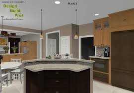 kitchen remodel with oil rubbed bronze appliances and fixtures in nj