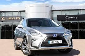 lexus rx 450h luxury lexus rx 450h 3 5 luxury 5dr cvt auto for sale at lexus coventry