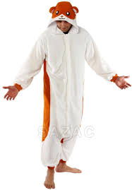 Hamster Halloween Costume Hamster Kigurumi